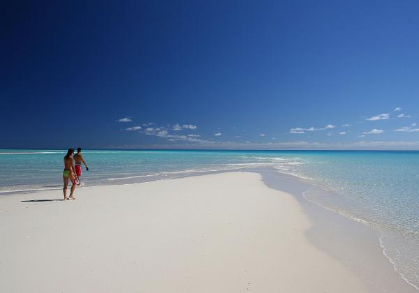 New Caledonia Beaches are some of the most beautiful in the world.