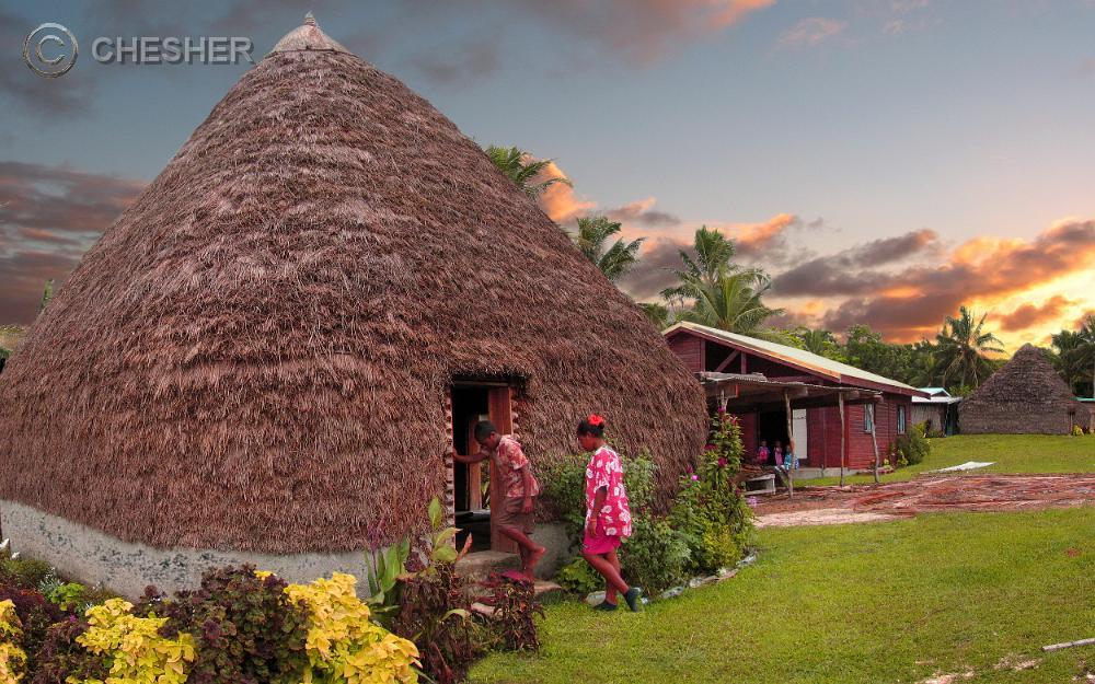 New Caledonia Culture